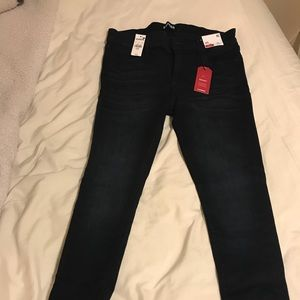 Express Mid Rise Stretch Leggings